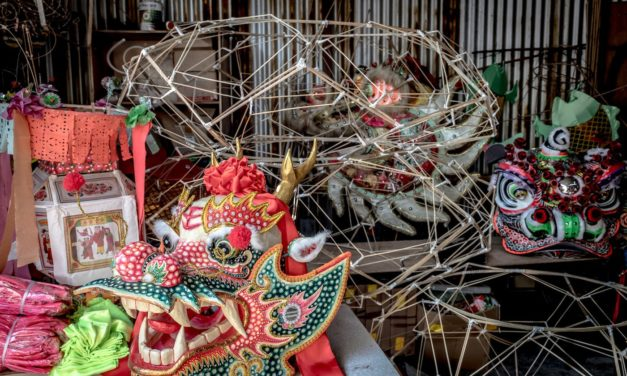 The Immigrant Dragons–Part I: How Australia Is Saving A Hong Kong Tradition