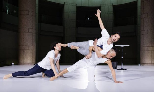 "Three Dancers Seek To Redefine The Contemporary Form Of Their Art In ""Dan-su Series 3"""