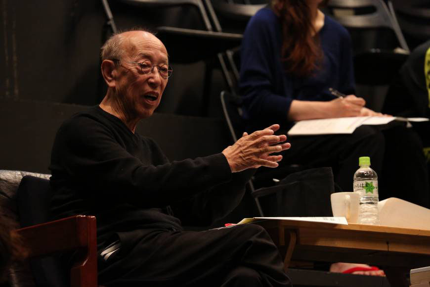 World Was A Stage For Acclaimed Theater Director Yukio Ninagawa