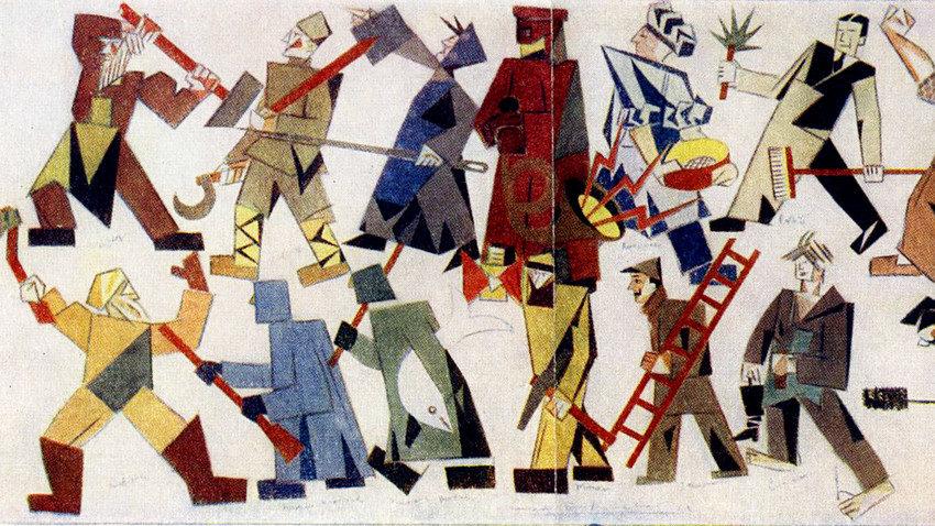 Hooligan Communism: Why Did The Bolsheviks Ban Their Very First Propaganda Performance?