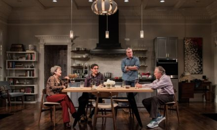Playwright Puts Gay Divorce In The Spotlight: Conversation with Ken Urban