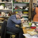 A Day In The Life Of The Royal Shakespeare Company's Head Of Props–Featuring Swords, Fake Blood, And Stage Secrets