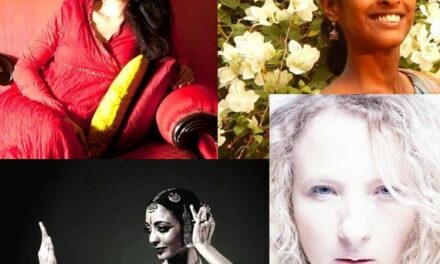 Women Dancers In India and UK At A Glance