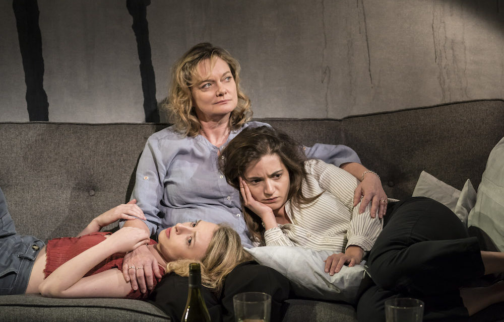 """""""One For Sorrow"""" at The Royal Court"""