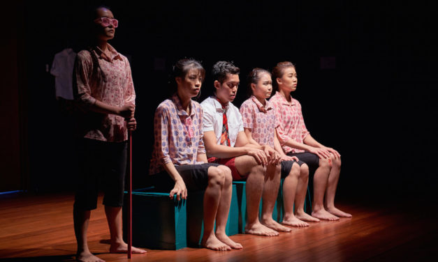 """Fourteen"" By Split Theatre: Getting Schooled"