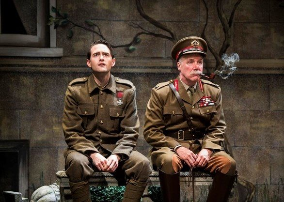 """O'Flaherty V.C."" The Shaw Festival Stumbles With Its Namesake's Satirical Take On The First World War"