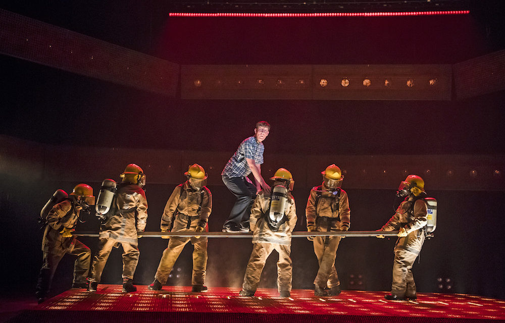 """Fatherland"" at The Lyric Hammersmith: Masculinity in Crisis"