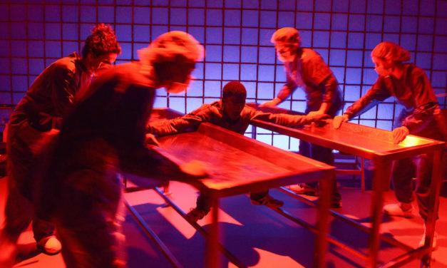 """The Strange Death Of John Doe"" at The Hampstead Theatre"
