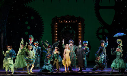 """Wicked""–North American Tour"