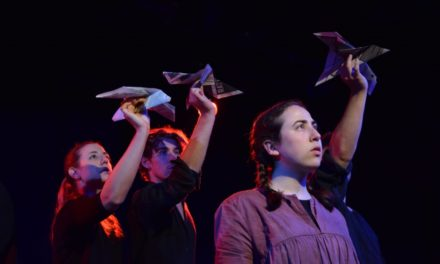 Event Review: Ukrainian 1930s Avant-Garde Taking The Stage In London