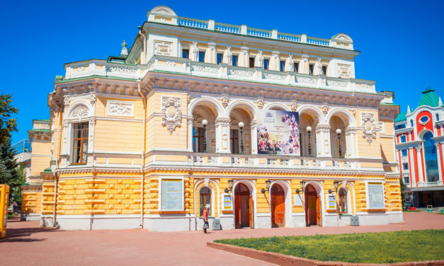10 Famous Russian Theaters Worth Visiting