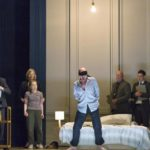 """Lessons In Love And Violence"" at The Royal Opera House"