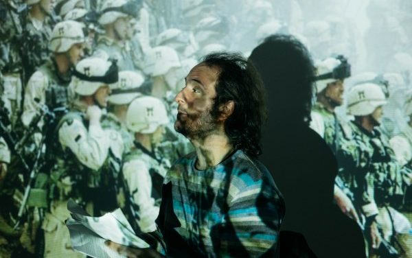 """Silence And Violence In """"4'33"""" In Baghdad"""" (Montreal Fringe)"""