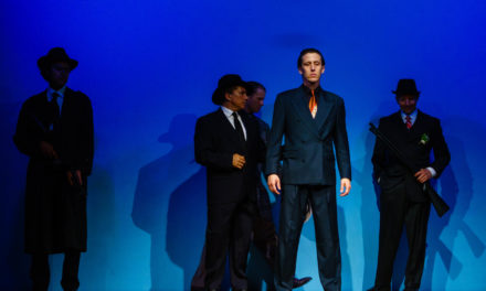 "Brecht Comes Home To Santa Monica With City Garage's ""Arturo Ui"""