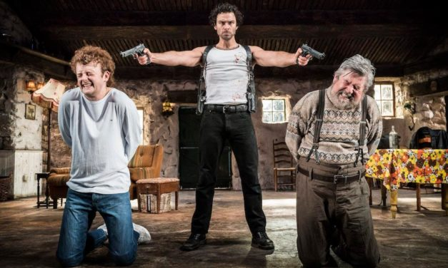 "Martin McDonagh's ""The Lieutenant Of Inishmore"" At The Noël Coward Theatre"