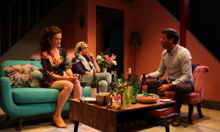 """Alkaline"" at The Park Theatre"