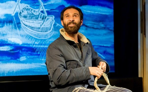 "Marin Sorescu's ""Jonah"":–""Great, Imaginative Literature Matched With Great Theatrical Effort"""
