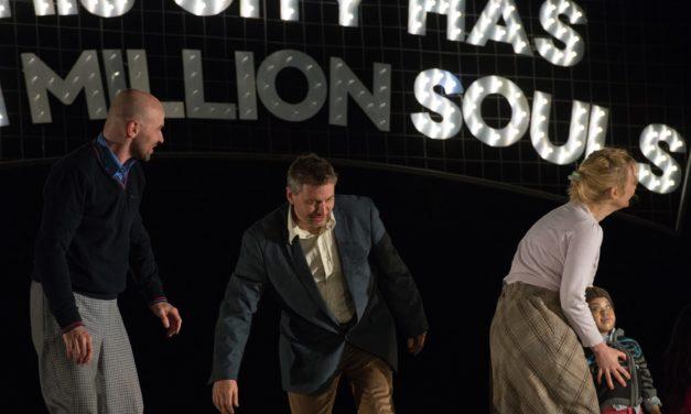 Polish Theatre at the Edinburgh Fringe 2018