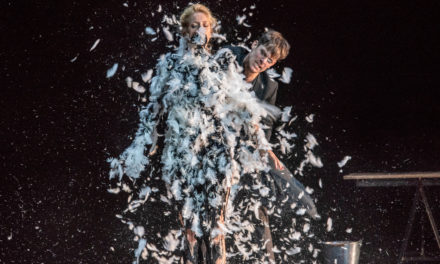 "Ivo van Hove's ""The Damned"" at Park Avenue Armory"
