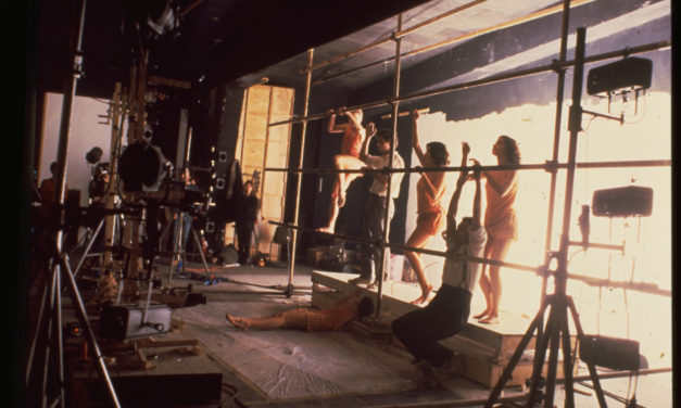 The Relationship Between Body And Screen In Studio Azzurro's Performances Since The 1980s Until Today