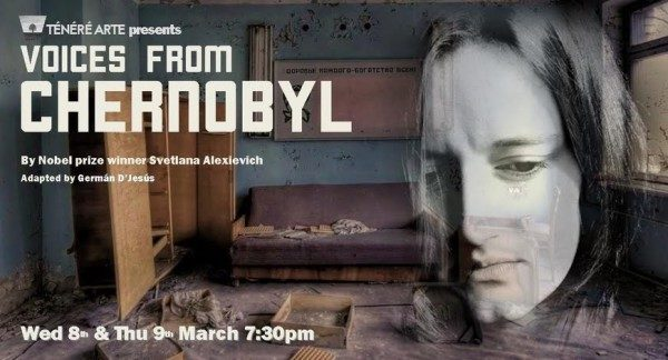 """""""Voices From Chernobyl""""–Ténéré Arte's Brilliant, Ghostly Retelling Of The World's Worst Nuclear Disaster"""