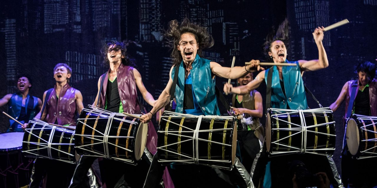 Drum Tao Aims For Blockbuster Grandeur In Its Latest Production