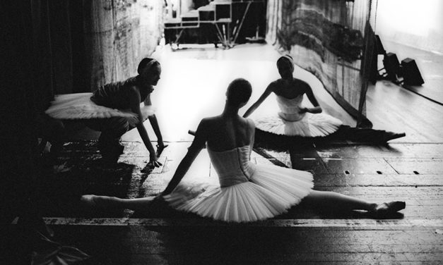 Bolshoi Ballet Backstage: 10 Photos You've Never Seen Before