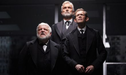 "Stefano Massini's ""The Lehman Trilogy"" At The National Theatre"