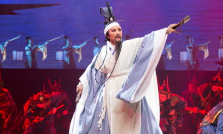 For The Love Of Kunqu: Hong Kong Chinese Opera Festival 2018