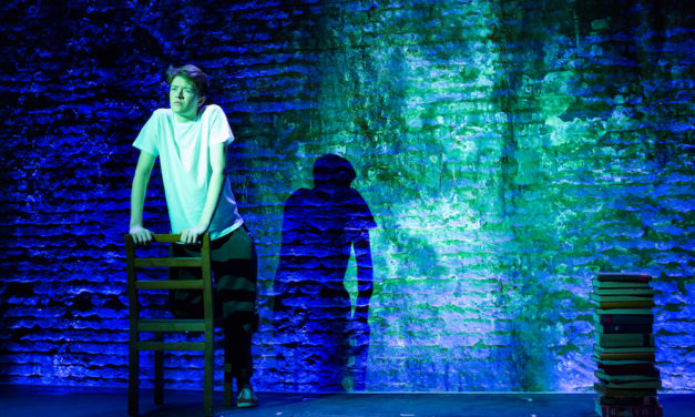 """Silk Road (How To Buy Drugs Online"") at The Trafalgar Studios"