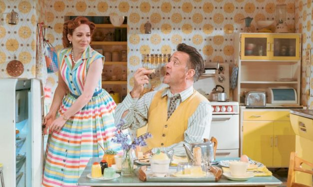 "Laura Wade's ""Home, I'm Darling"" At The National Theatre"