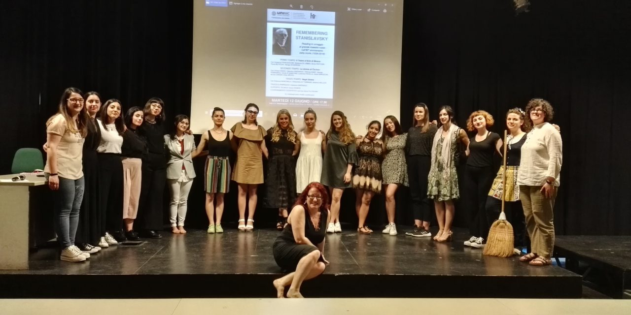 """""""Remembering Stanislavsky"""": A Tribute To The Great Russian Master At The University Of Macerata"""