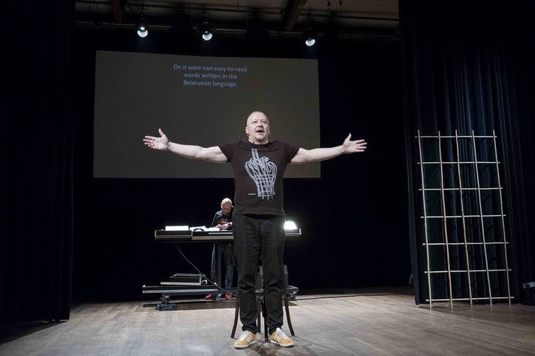 "Denim And Revolution: Belarus Free Theatre's ""Generation Jeans"" Resonates"
