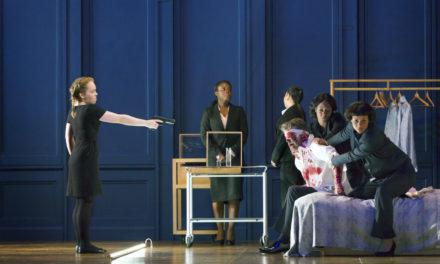 """Angels in Suits"" – The Operas of George Benjamin & Martin Crimp"
