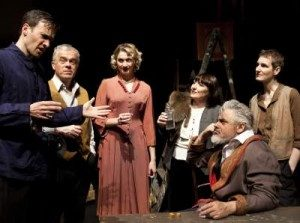 "Cath Day Reviews David Schneider's ""Making Stalin Laugh"": At JW3"