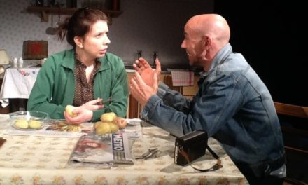 """Prah"" Premiere: Kasia Wroblewska Reviews György Spiro's New Play"