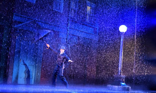 The Painter: An Allegory, By Lighting Designer Cory Pattak
