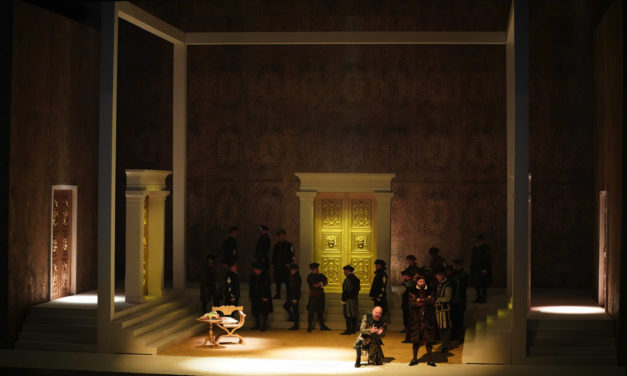 "Verdi's ""Rigoletto"": The Italian Closing Of The Season At The Teatr Wielki In Lodz"