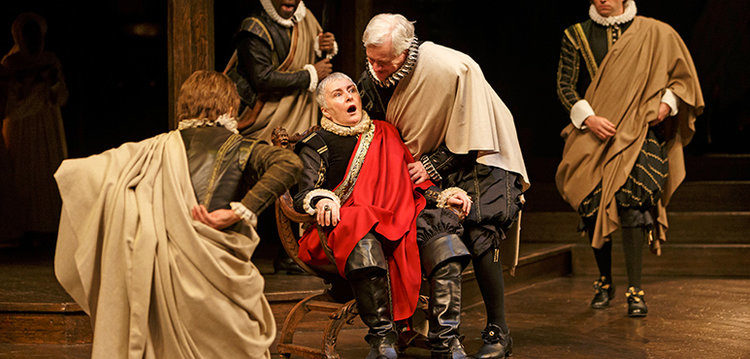 "Review: ""Julius Caesar"" At The Stratford Festival"