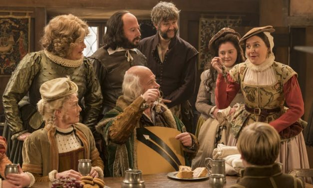 """Upstart Crow"": Shakespeare Sitcom Is Really Quite Educational"