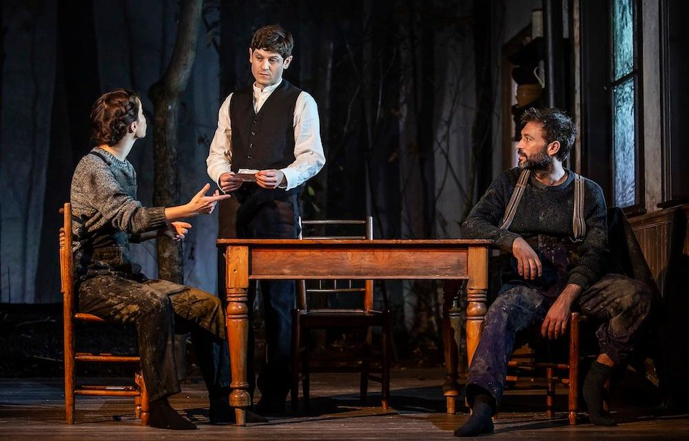 "Dawn King's ""Foxfinder"" At The Ambassadors Theatre"