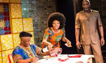 "Oladipo Agboluaje's ""New Nigerians"" At The Arcola Theatre"