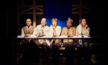 "Hal Coase's ""Mrs. Dalloway"" At The Arcola Theatre"