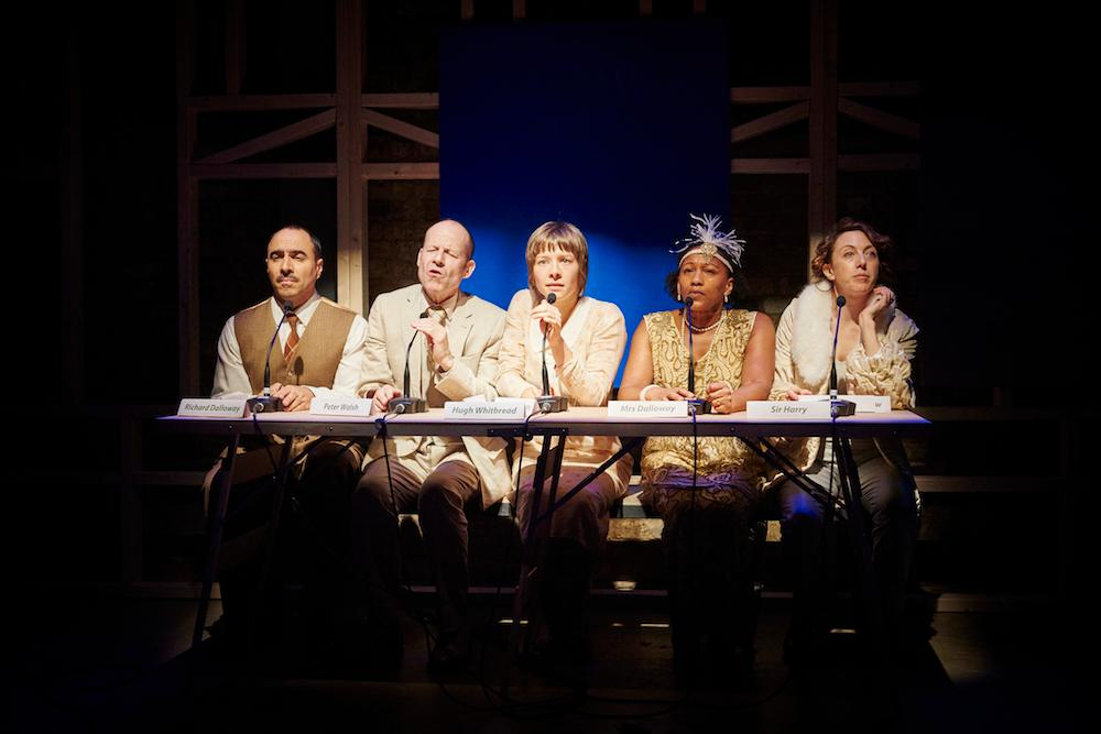 Hal Coases Mrs Dalloway At The Arcola Theatre The Theatre Times