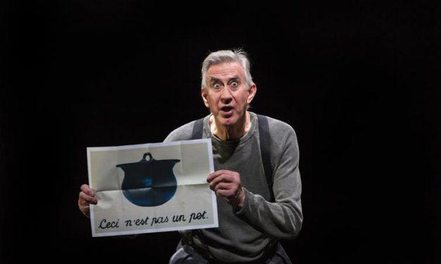 """An Adaptation of Samuel Beckett's """"Watt"""" Questions Being And Perception"""