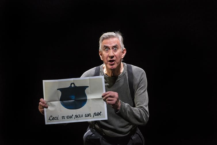 "An Adaptation of Samuel Beckett's ""Watt"" Questions Being And Perception"
