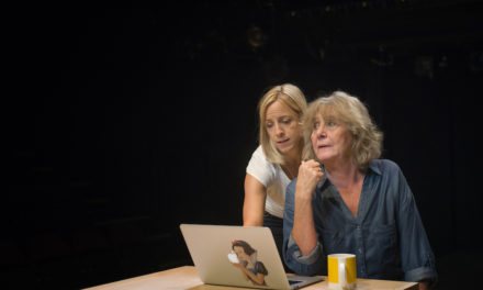 "Nina Raine's ""Stories"" at The National Theatre"