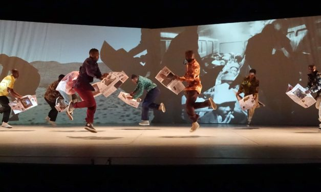 "Footwork Against Corruption: Via Katlehong And Gregory Maqoma's ""Via Kanana,"" Dance Umbrella Festival, London"