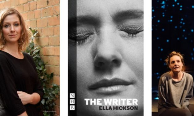 It's Ella Hickson's Moment (Of Honesty)