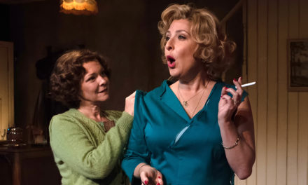 """Pack Of Lies"" at Menier Chocolate Factory"